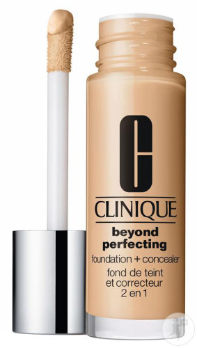 Clinique Beyond Perfecting Foundation And Concealer Cream 40 Chamois 30ml