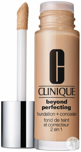Clinique Beyond Perfecting Foundation And Concealer Cream Alabaster 30ml