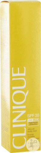 Clinique Brume Invisible Solaire IP30 Corps 144ml