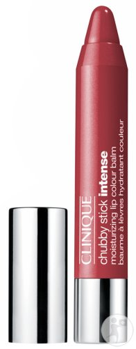 Clinique Chubby Stick Intense Baume Lèvres Hydratant Coloré Roomiest Rose 3g
