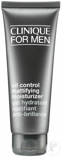 Clinique For Men Oil Control Gel Hydratant Mattifiant Tube 100ml