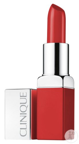 Clinique Pop Rouge Lèvres Intense + Base Lissante 2 En 1 Passion Pop Stick 3,9g