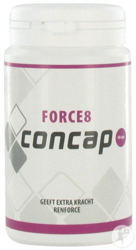 Concap Force 8 Pot Caps 90x900mg