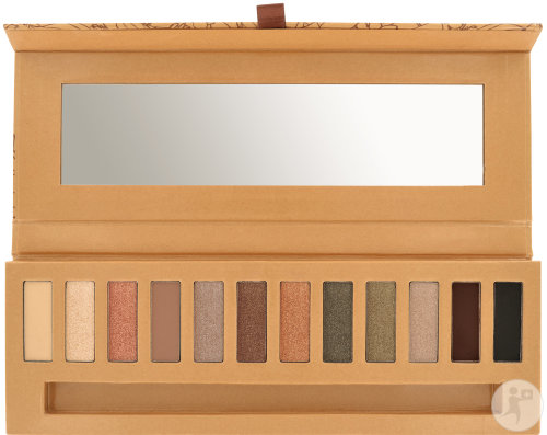 Couleur Caramel Palette Eye Essential 2 Tons Froids 9,6g