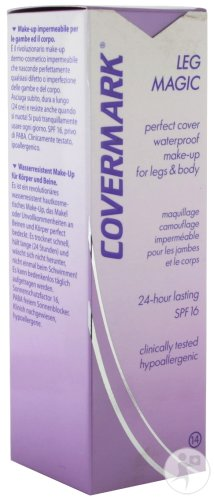 Covermark Leg Magic N°14 Chair Tube 50ml
