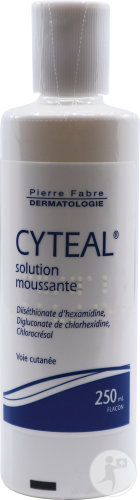 Cyteal Solution Moussante Flacon 250ml