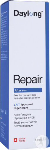 Daylong Repair After Sun Lait Après Soleil Tube 100ml