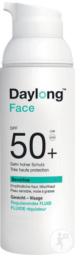 Daylong Sensitive Fluide Régulateur IP50+ Tube 50ml
