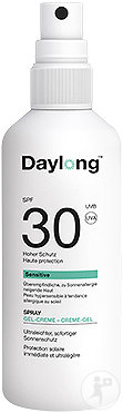Daylong Sensitive Gel-Spray IP30 Flacon Spray 150ml
