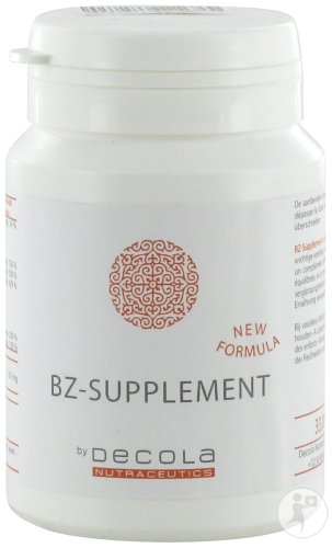 Decola BZ-Supplement 60 Capsules