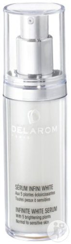 Delarom Sérum Infini White Flacon Pompe 30ml