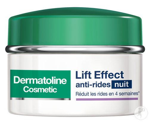 Dermatoline Cosmetic Lift Effect Anti-Rides Nuit 50ml