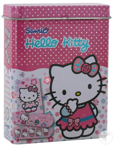 Dermo Care Hello Kitty Pansement Strips 18