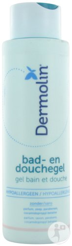 Dermolin Gel Bain Douche 400ml