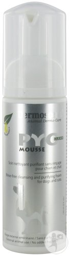 Dermoscent Pyoclean Mousse Chien Chat 150ml