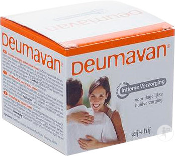 Deumavan Pommade Intime Nature Pot 100ml