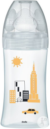 Dodie Biberon Verre Sensation+ New York 270ml