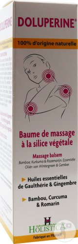 Doluperine Baume Massage Tube 75ml