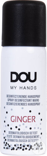 Dou My Hands Spray Désinfectant Mains Ginger 45ml