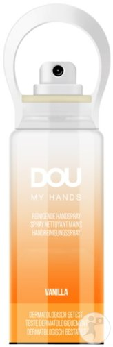 Dou My Hands Spray Désinfectant Mains Vanille 50ml