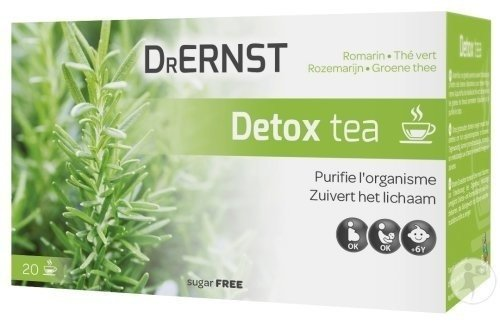 Dr Ernst Detox Tea 20 Tasses
