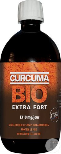 Dr. Theiss Curcuma Bio Extra Fort 1310mg/Jour Flacon 500ml