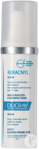 Ducray Keracnyl Sérum Peaux Adultes À Imperfections Flacon 30ml