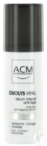 Duolys Hyal Sérum Intensif Anti-Âge Visage Flacon Pompe 15ml