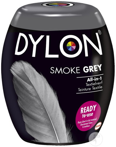 Dylon Teinture Textile All-in-1 Smoke Grey (65)