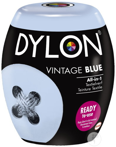 Dylon Teinture Textile All-in-1 Vintage Blue