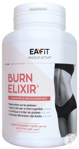 EA Fit Burn Elixir 90 Gélules
