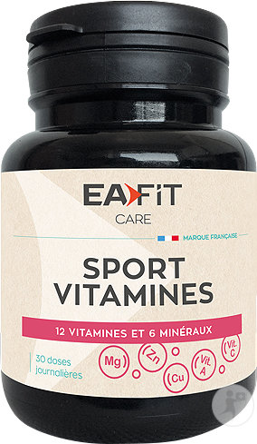 EA Fit Sport Vitamines 60 Gélules