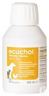 Ecuphar Ecuchol Solution Orale 125ml