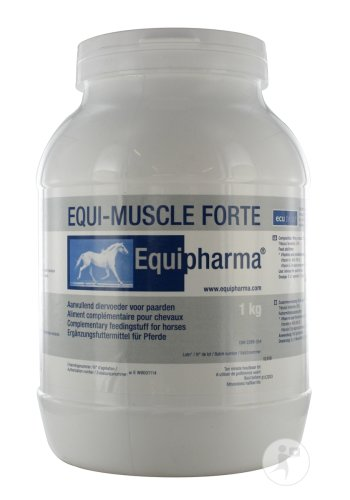 Ecuphar Equi-Muscle Forte Poudre 1kg