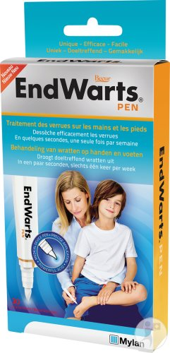 EndWarts Pen Solution Anti-Verrues 3ml