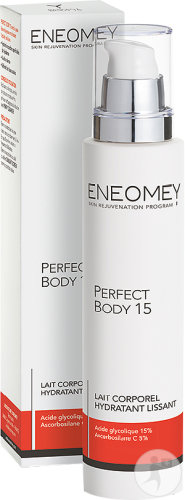Eneomey Perfect Body 15 Lait Corporel Hydratant Lissant Flacon Pompe 150ml