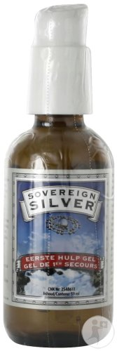 Energetica Natura Sovereign Silver First Aid Gel 59ml