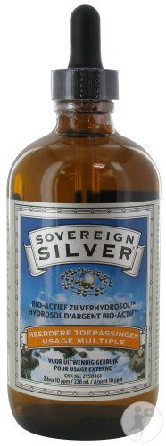 Energetica Natura Sovereign Silver Nat Immunogenics Dropper Top 236ml
