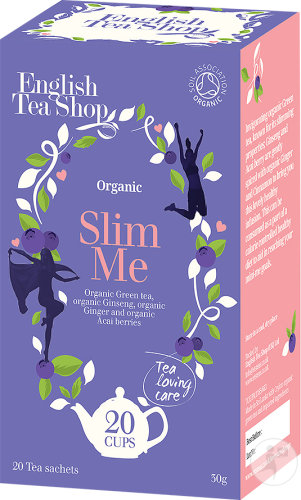 English Tea Shop Slim me 20 sachets
