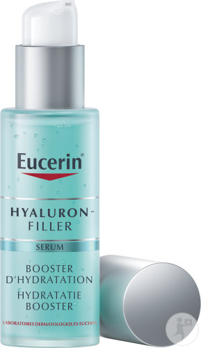 Eucerin Hyaluron-Filler Sérum Booster D'Hydratation Flacon Pompe 30ml
