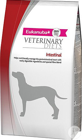 Eukanuba Veterinary Troubles Intestinaux Chien 1kg
