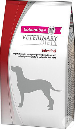 Eukanuba Veterinary Troubles Intestinaux Chien 5kg
