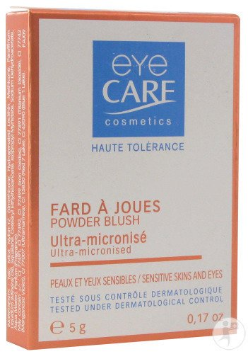 Eye Care Cosmetics Fard A Joues Rose Cuivré 44 5g