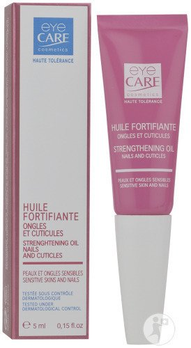 Eye Care Cosmetics Huile Fortifiante Ongles Et Cuticules Tube 5ml