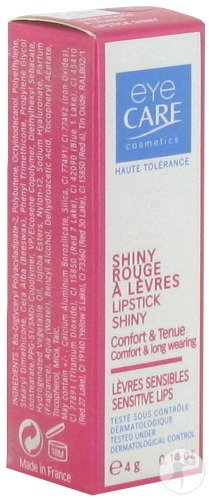 Eye Care Cosmetics Rouge A Lèvres Shiny Rose 648 4g