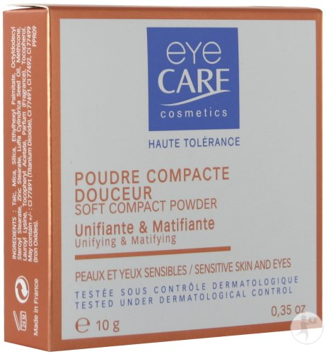Eye Care Face Powder Beige 10g