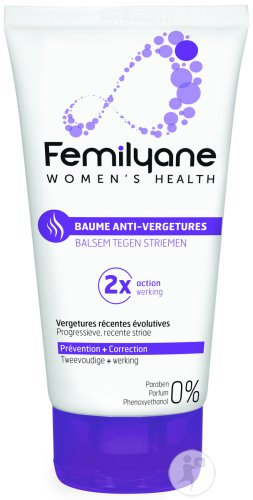 Femilyane Baume Anti-Vergetures 150ml