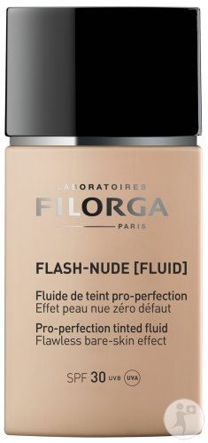 Filorga Flash-Nude Fluide CC 00 Nude Ivory IP30 Flacon 30ml