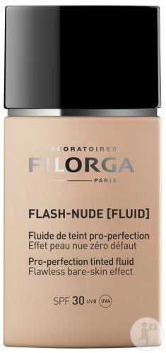 Filorga Flash-Nude Fluide De Teint Pro-Perfection IP30 Nude Medium Tube 30ml