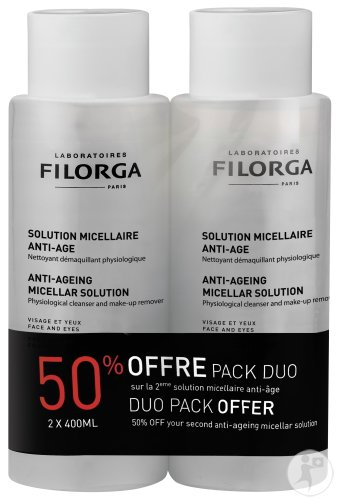 Filorga Lotion Micéllaire Duopack 2x400ml